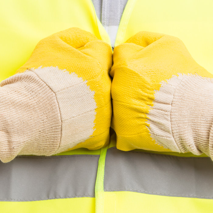 High-Vis Gloves