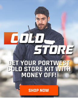 Click Here to Save Money On Cold Store Jackets and Trousers