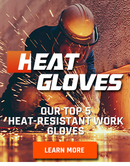 View Our Top Selling Heat Resistant Gloves