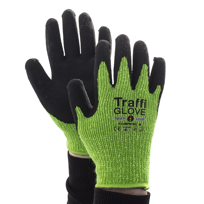 TraffiGlove TG5070 Thermic Cut Level 5 Cold Weather Gloves