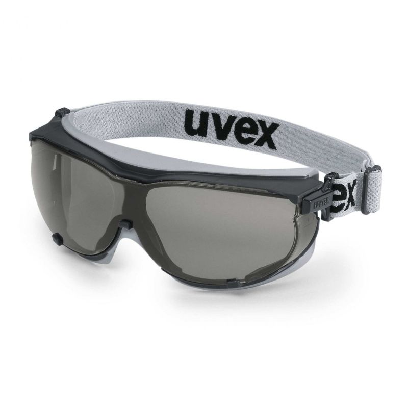 Uvex Goggles with Smoke Lenses