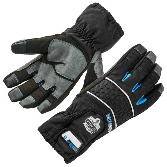 Ergodyne ProFlex 819WP Extreme Thermal Waterproof Winter Work Gloves
