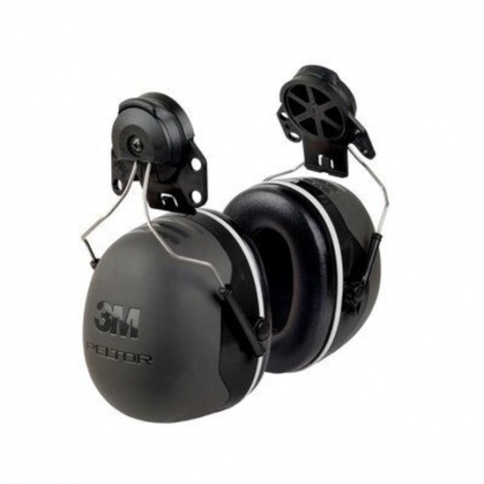 3M PELTOR X5P3E Hard Hat Ear Defenders