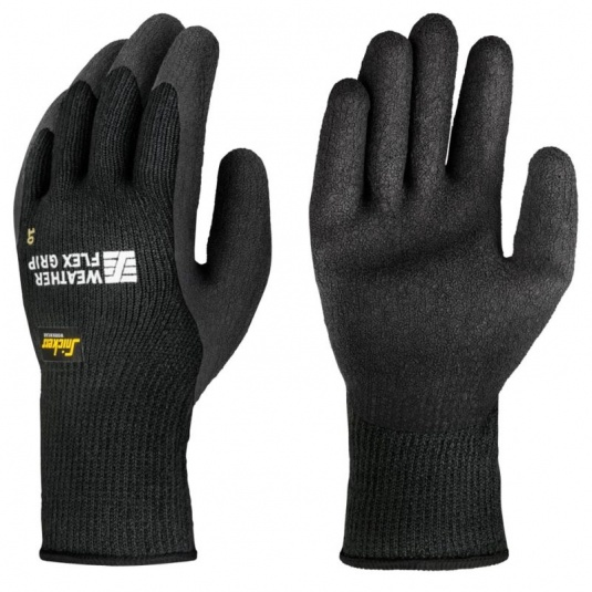 Snickers Flex Grip All Weather Insulated Gloves 9313