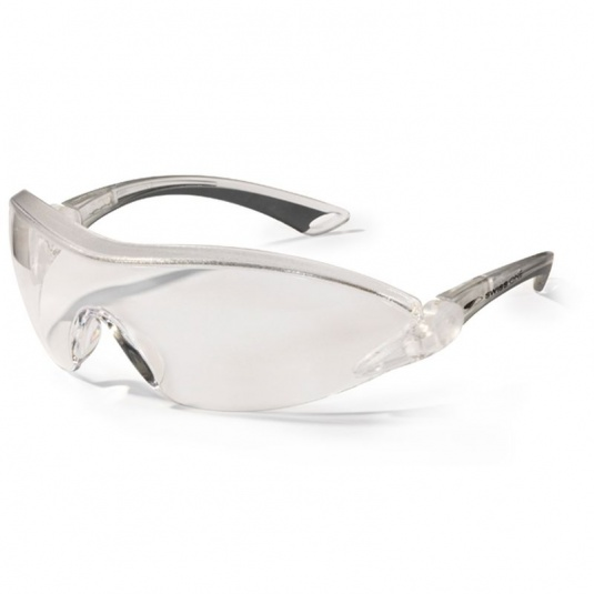 JSP Falcon Clear Frameless Anti-Scratch/Fog Safety Glasses