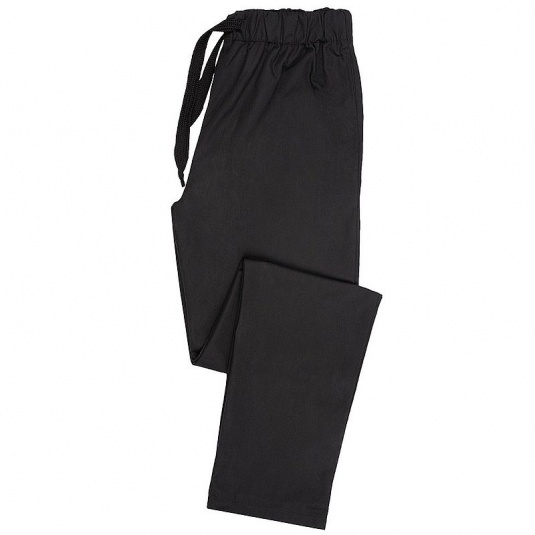 Alexandra Workwear Essential Chef's Elasticated Waist Trousers