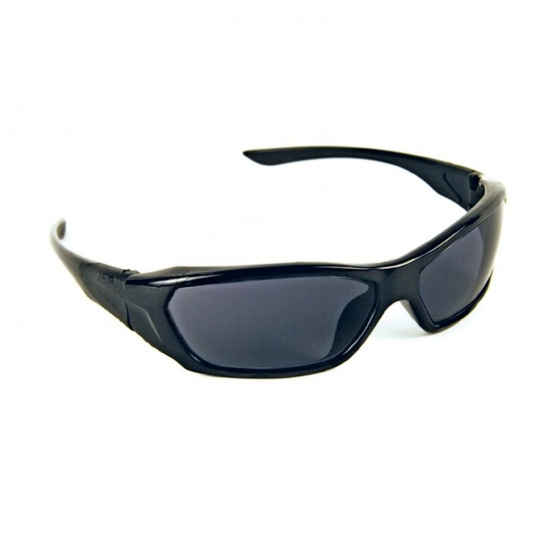 JSP ForceFlex Smoke-Tinted Sportstyle Safety Glasses