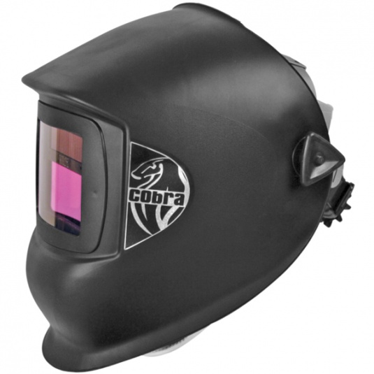JSP Cobra Welding Visor with Auto Darkening Shade 9-13