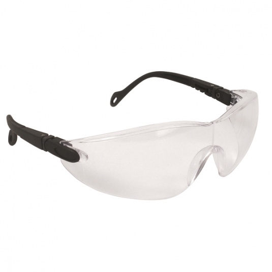 JSP Eclipse Safety Glasses with Clear Hard Coated Lens