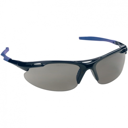 JSP M9700 Sports Smoke Lens Safety Glasses