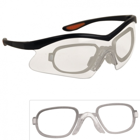 JSP Rx Insert for Cyber Anti-Fog Safety Glasses