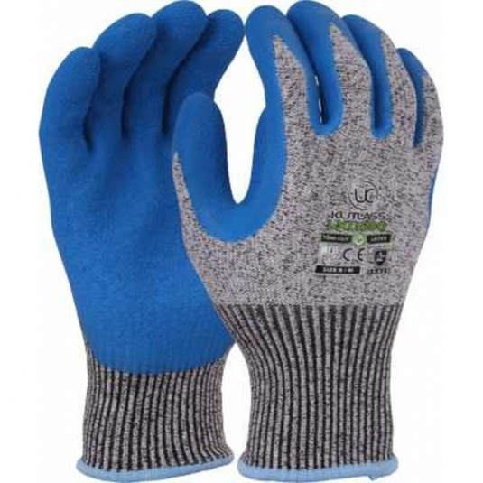 Kutlass Cut-Resistant Water-Resistant Grip Gloves LXD500