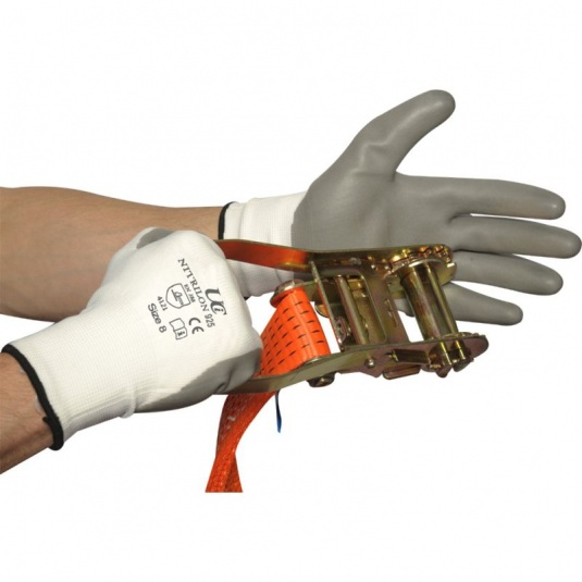 Nitrilon NCN-925W Nitrile Palm-Coated Oil Grip Gloves