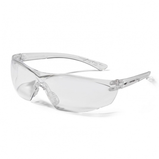 JSP Oxygen Clear Anti-Scratch/Fog Safety Glasses