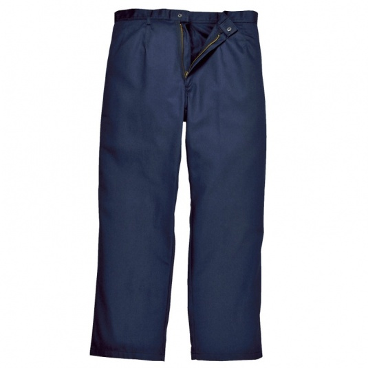 Portwest BZ30 Navy Bizweld Trousers