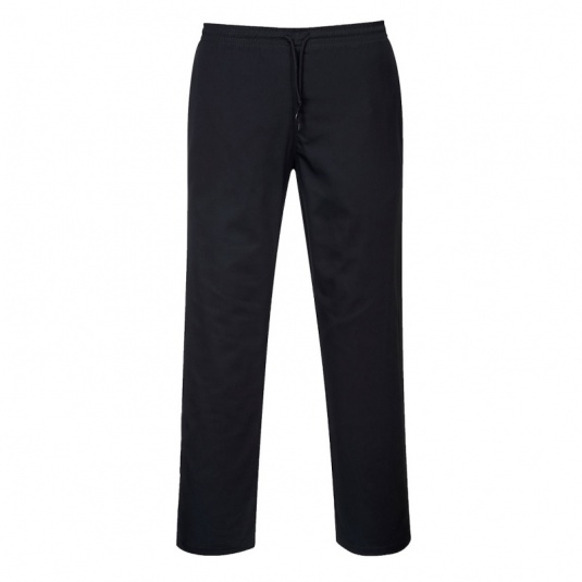 Portwest C070 Chef's Drawstring Trousers