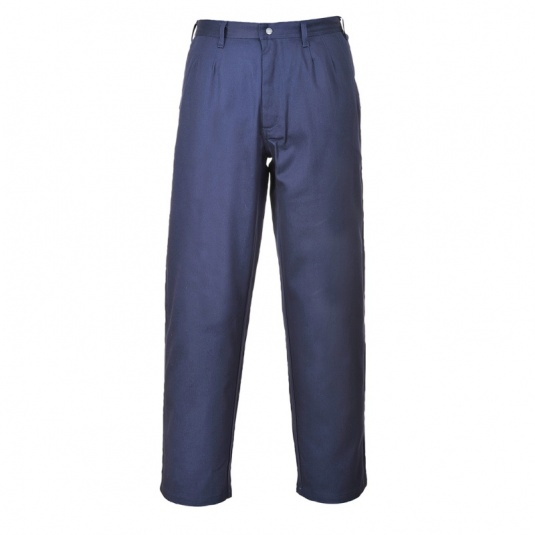 Portwest FR36 Navy Bizflame Pro Class 1 Welding Trousers