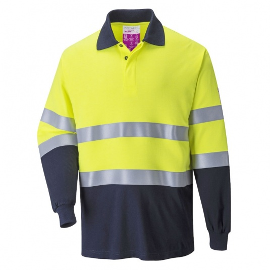 Portwest FR74 Flame Resistant Anti-Static Shirt