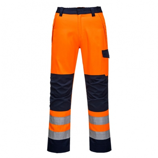 Portwest MV36 Modaflame High-Vis Flame Resistant Trousers