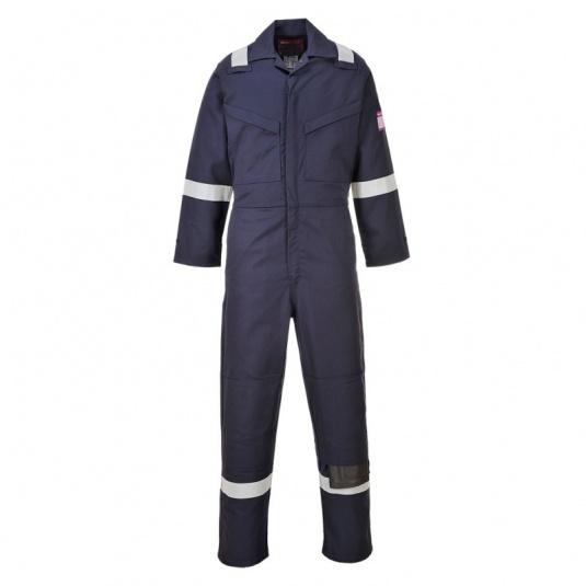 Portwest MX28 Modaflame Navy Type 6 Welding Jumpsuit