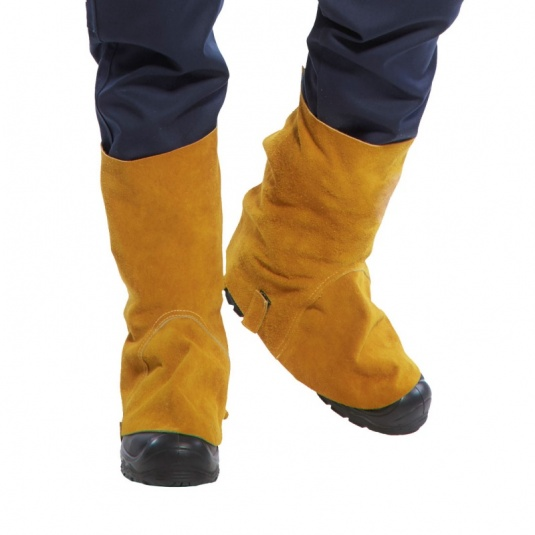 Portwest SW32 Leather Welding Boot Covers
