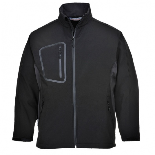 Portwest TK52 Technik Duo Softshell Jacket (3 Layers)