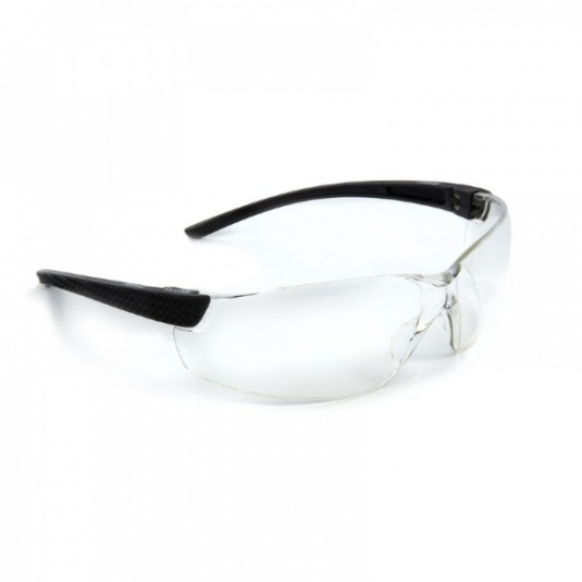 Riley Retna Clear Wide Vision Safety Glasses RLY00091