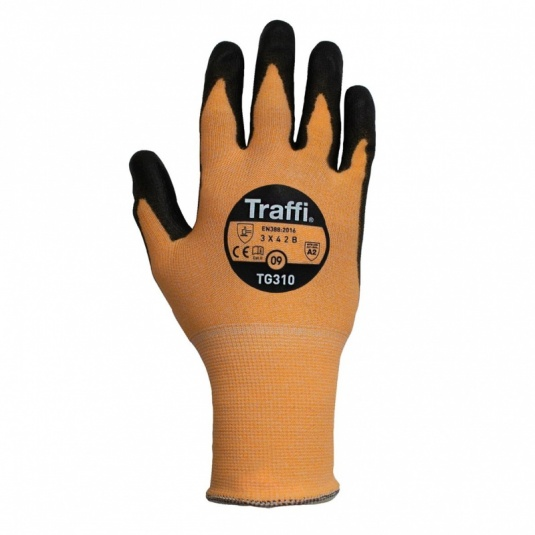 TraffiGlove TG310 Achieve PU Cut Level 3 Gloves