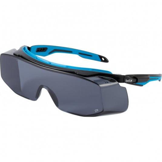 Bollé Tryon Smoke Over-the Safety Glasses TRYOTGPSF