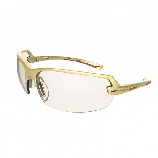 JSP Arvel Gold Metal Frame Safety Glasses