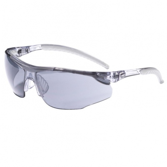 JSP Cayman Translucent Frame Smoke Lens Safety Glasses