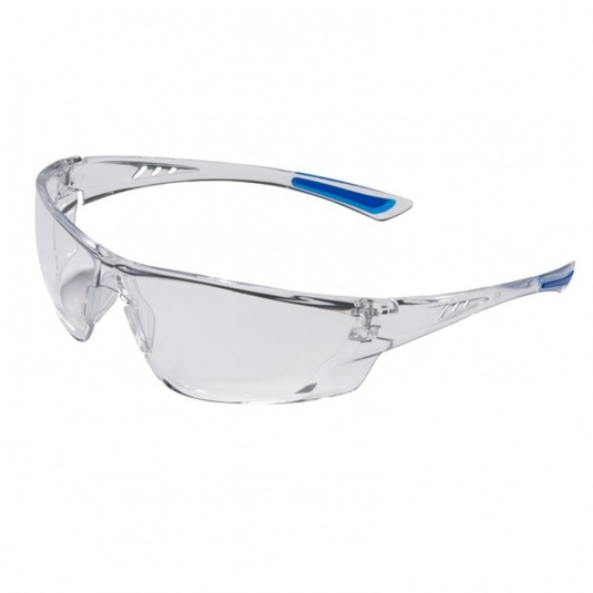 JSP Continental Wraparound Clear Lens Safety Glasses