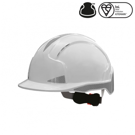 JSP EVOlite Work Safety Hardhat Helmet with CR2