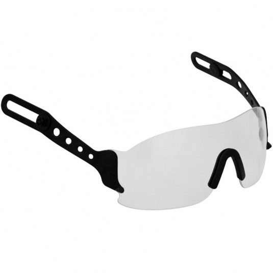 JSP EVOSpec Clear Safety Eyewear