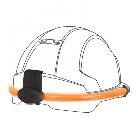 JSP VisiLite EVOlite Safety Helmet Light Attachment