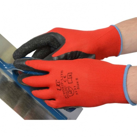 AceGrip Lite General Purpose Latex-Coated Gloves
