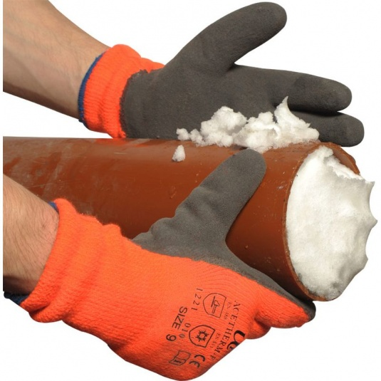 AceTherm F Thermal Foam PVC Palm-Coated Gloves
