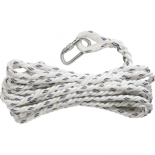 Delta Plus AN30030 30m Anchorage Rope and Carabiner