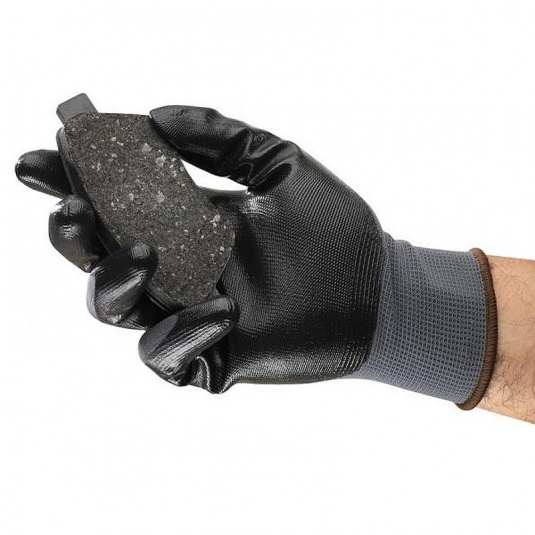 Ansell Edge 48-128 Lightweight Nitrile-Coated Gloves