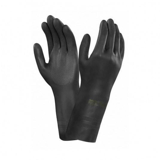 Ansell Neotop 29-500 Neoprene Chemical Gauntlets