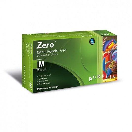 Aurelia Zero 9277 Nitrile Medical Grade Gloves