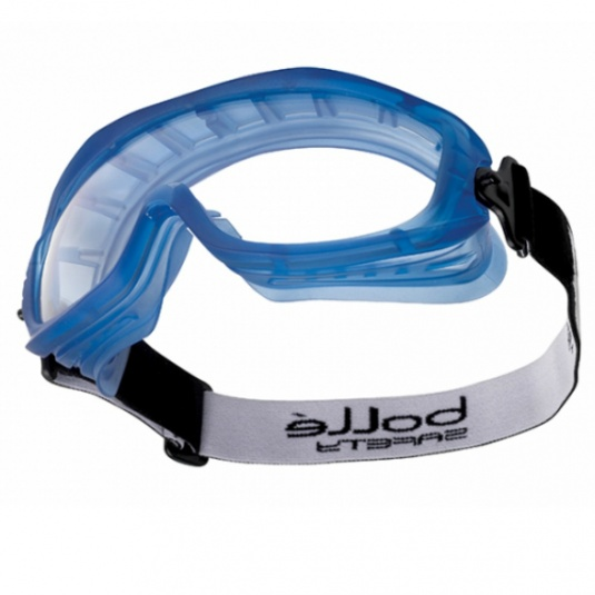 Bollé Atom Panoramic Ventilated Safety Goggles ATOAPSI