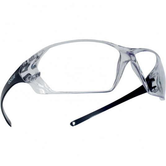 Bollé Prism Clear Lens Safety Glasses PRIPSI