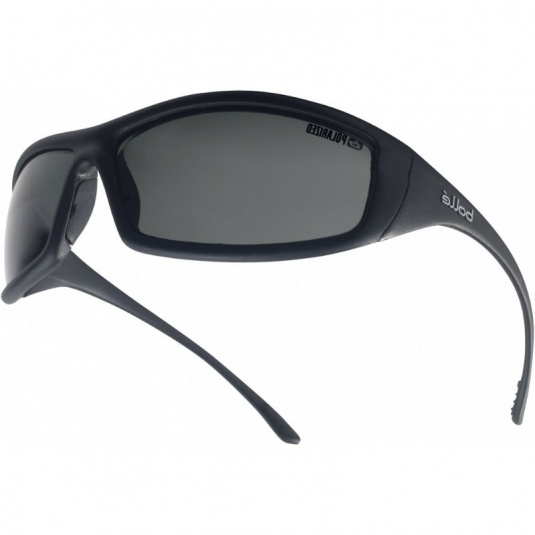 Bollé Solis Smoke Safety Glasses SOLIPSF