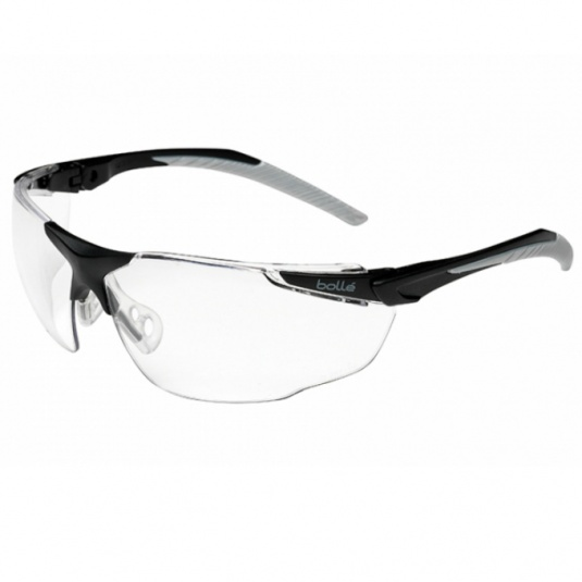 Bollé Universal Clear Lens Safety Glasses UNIPSI