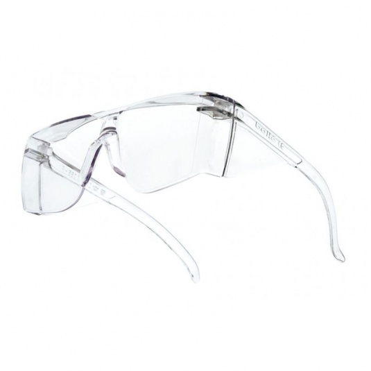 Bollé Visiteur Clear Lens Safety Glasses VISPI
