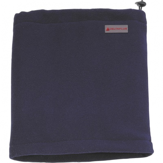 Delta Plus CHAMONIX Navy Fleece Neck Scarf