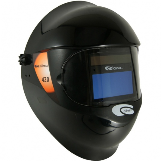 Climax Automatic Adjustable Welding Shield Helmet MOD420