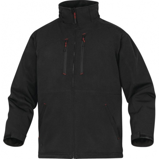 Delta Plus MILTON2 Black Waterproof Thermal Parka