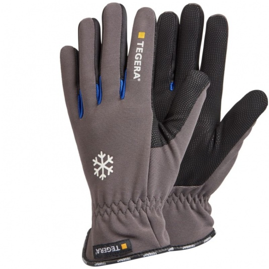 Ejendals Tegera 417 Thermal Lightweight Synthetic Leather Gloves